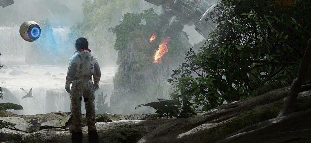 Robinson: The Journey está ya disponible para PlayStation VR: no te pierdas el tráiler de lanzamiento
