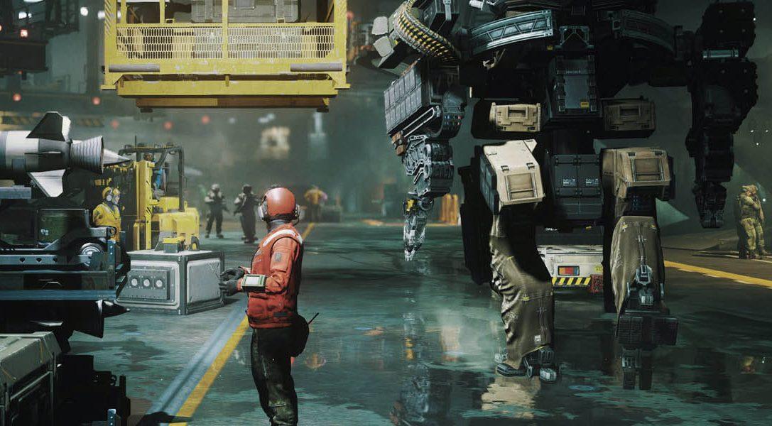 Call of Duty: Infinite Warfare llega hoy a PS4