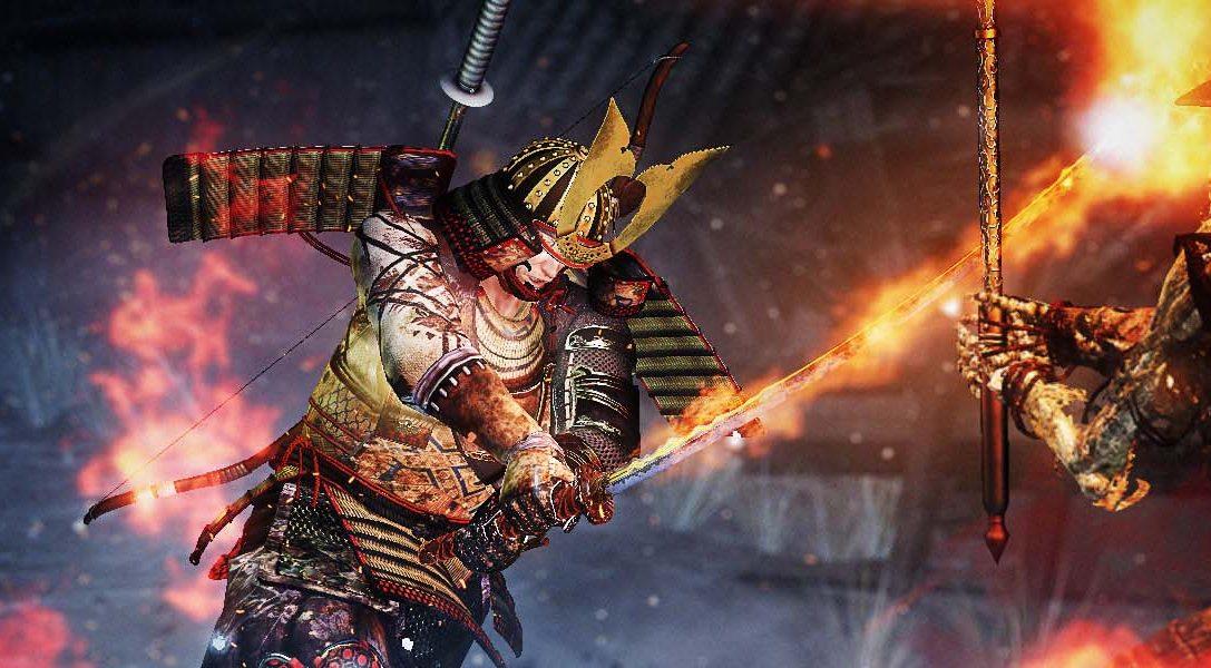 El Action RPG Nioh será publicado por SIE – descubre cómo mejorará con PS4 Pro
