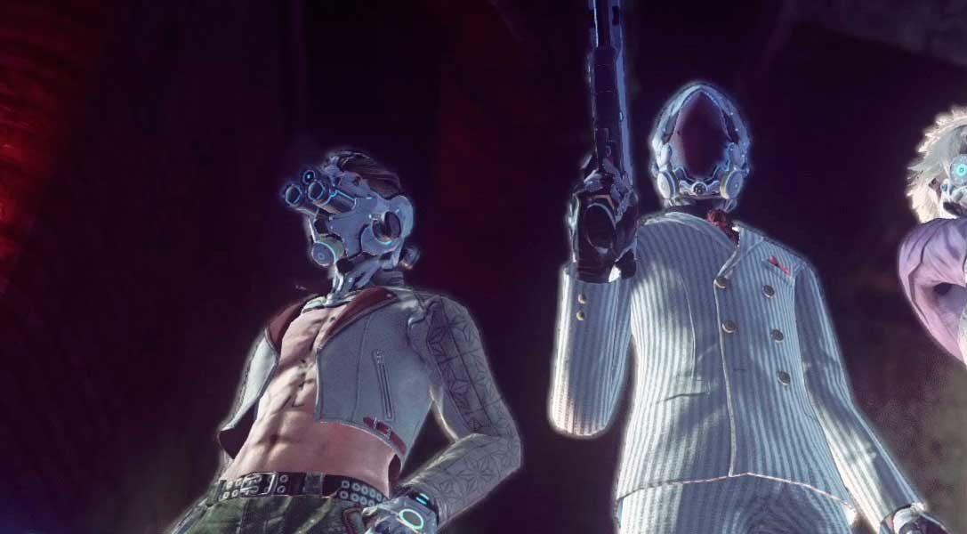 """Conoce a los nuevos y letales personajes del nuevo juego de acción para PS4 de Suda51 """"Let It Die"""""""