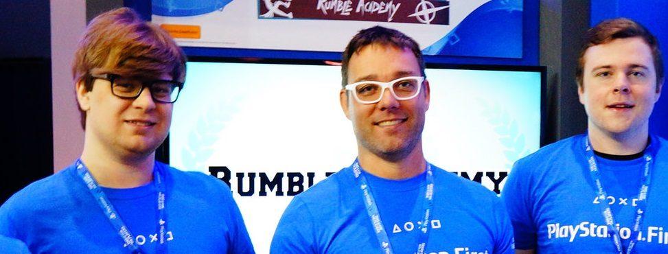 Presentamos 2 nuevos graduados de PlayStation First: Rumble Academy y Retro Vision