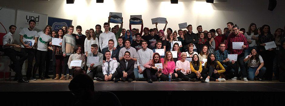 La final de Futuros Talentos de PlayStation y YPD reúne a estudiantes de toda España