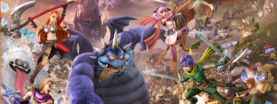 Dragon Quest Heroes II llegará el 28 de abril de 2017