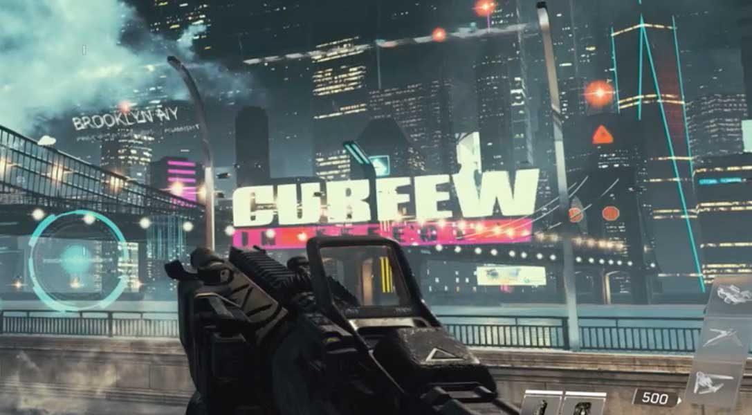 Call of Duty: Infinite Warfare Sabotage llega el 31 de enero