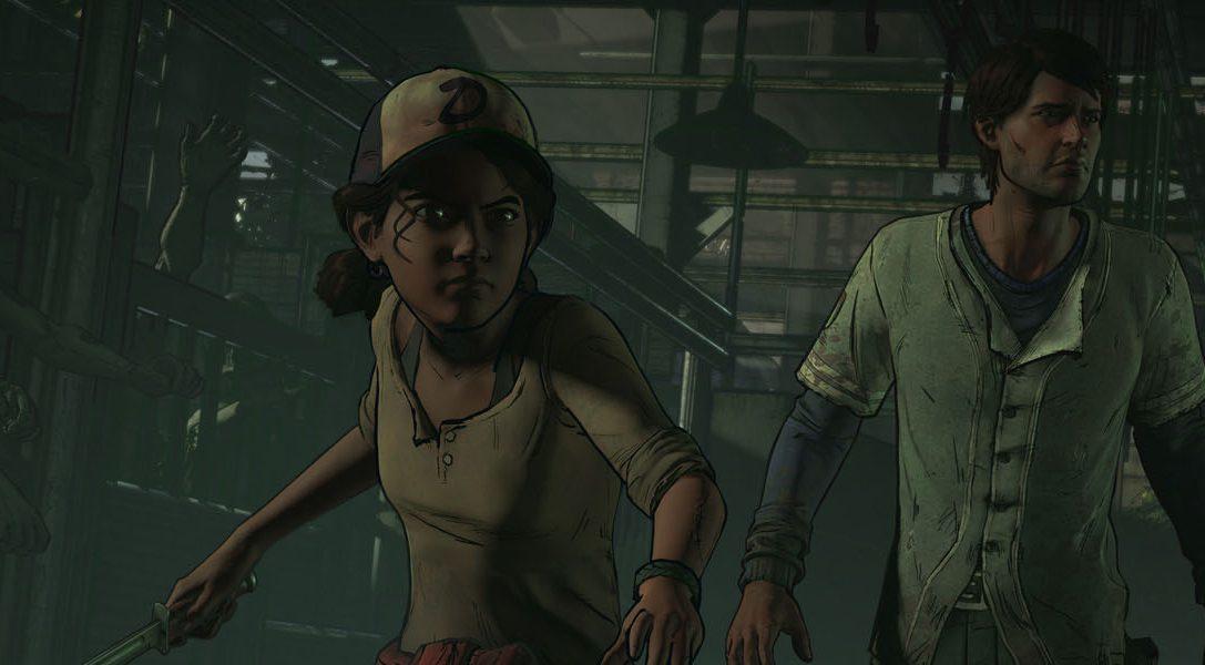 Lo último en PlayStation Store – The Walking Dead: A New Frontier, The Division DLC y más