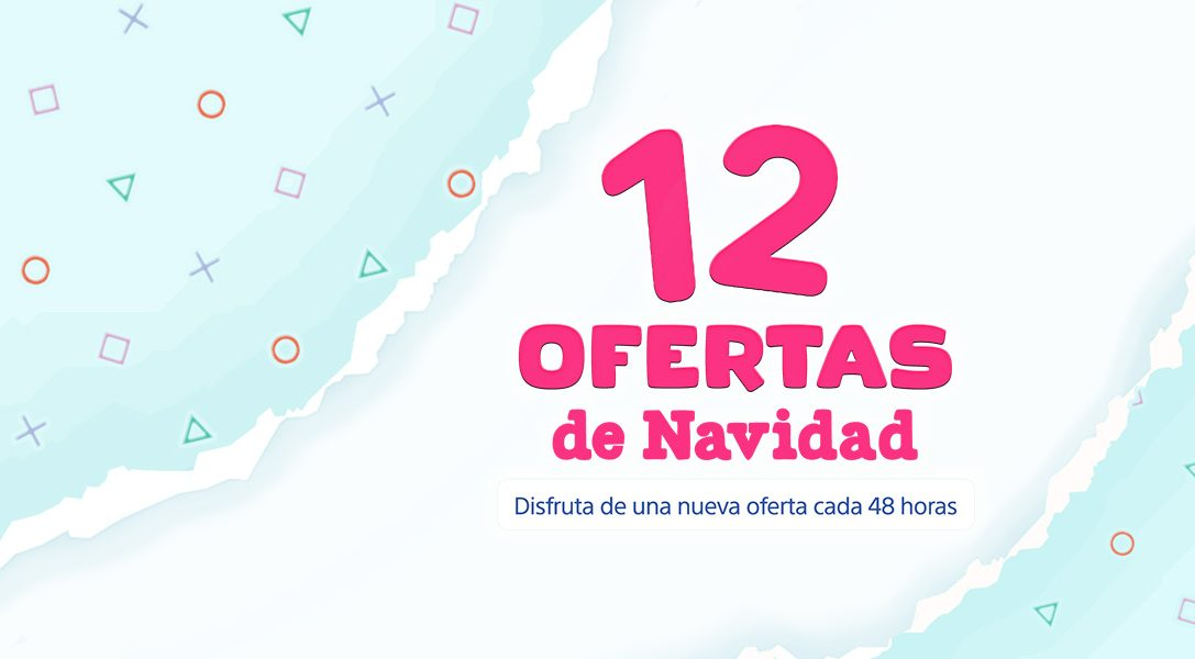 Las 12 Ofertas de Navidad – Descuento nº10 ya disponible