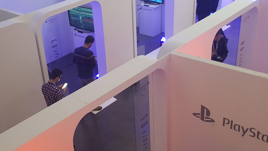 Celebrada la primera Competición de España de eSports PS VR