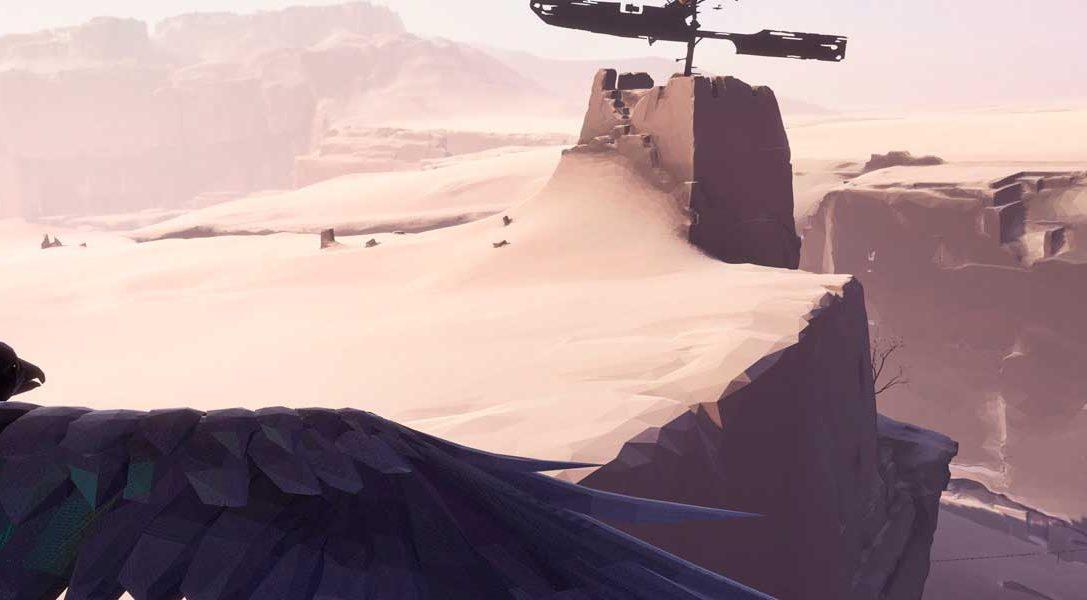 Anuncio de la misteriosa aventura minimalista en tercera persona Vane para PS4 en la PSX