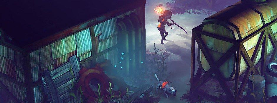 La aventura de supervivencia The Flame in the Flood: Complete Edition llega a PlayStation 4
