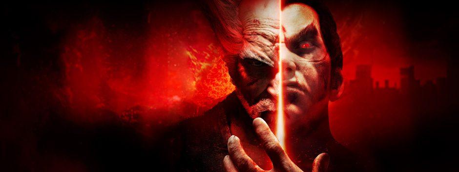 El épico tráiler de Tekken 7 anuncia la llegada del juego de lucha a PlayStation 4 el 2 de junio de 2017