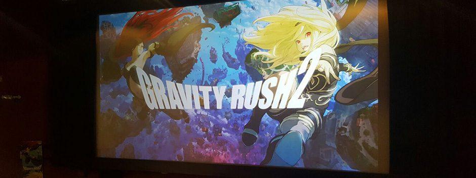 Gravity Rush 2 se presenta en Madrid