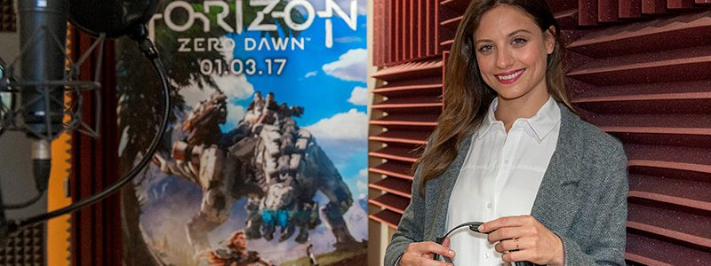 Consigue una carátula de Horizon: Zero Dawn Complete Edition firmada por Michelle Jenner