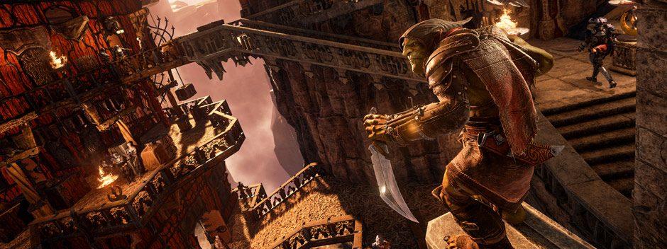 Observa cómo Styx aniquila elfos con sigilo y artes arcanas en el elegantísimo tráiler de Shards of Darkness