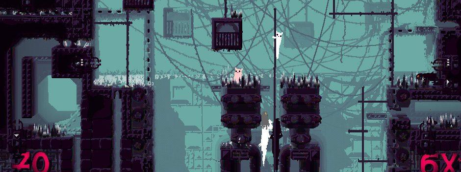 Aprende a sobrevivir a una cadena alimenticia enorme y caótica en el juego de aventura para PS4 Rain World