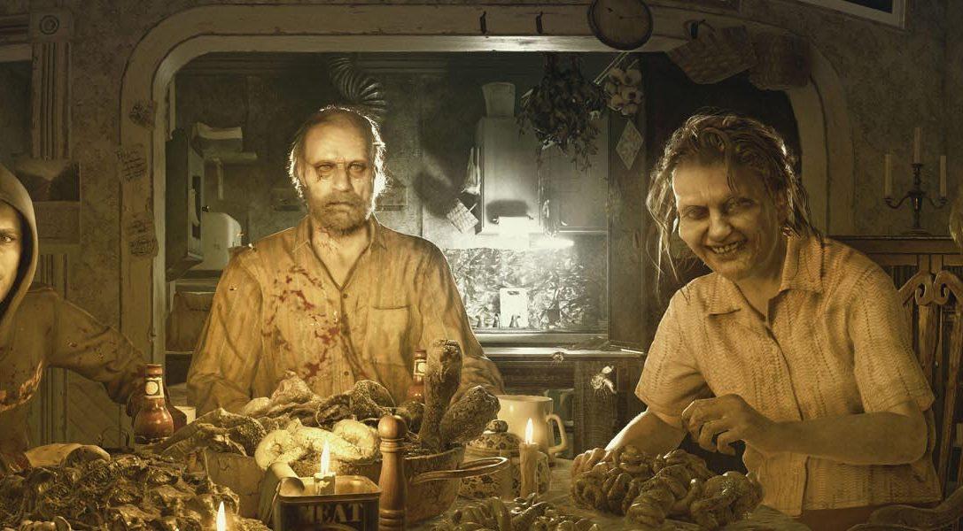 Experimenta el terror de Resident Evil 7 Biohazard, ya disponible en PS4