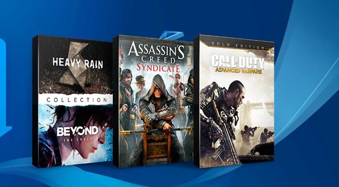 Los nuevos descuentos 'Juegos por menos de 20 €' arrancan hoy en PlayStation Store