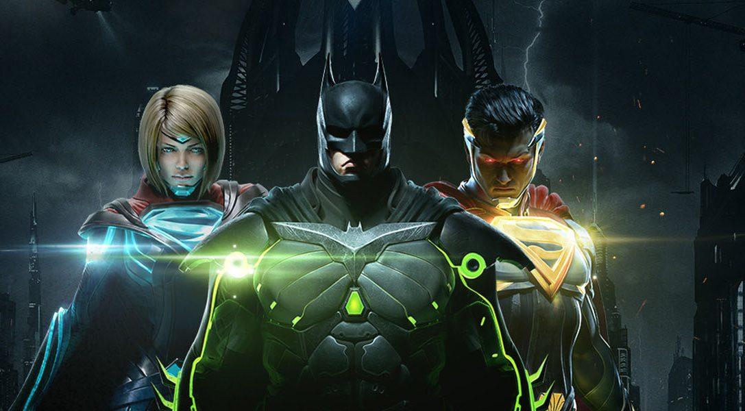 El nuevo tráiler cinemático de la historia de Injustice 2 presenta a Brainiac