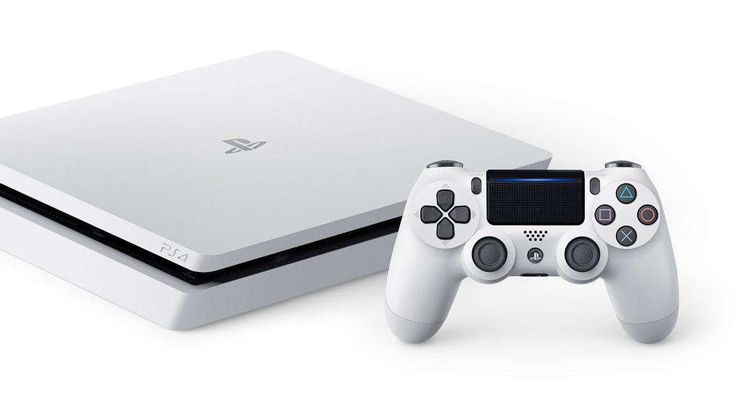 Presentamos la nueva PlayStation 4 Glacier White que llegará al mercado el 24 de enero