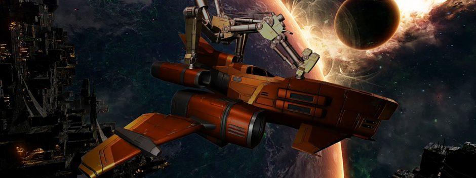 Climax Studios presenta Riftstar Raiders, un shoot'em up con modo cooperativo para cuatro jugadores para PS4