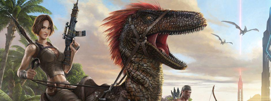 ARK: Survival Evolved es el juego más vendido de PlayStation Store por segundo mes