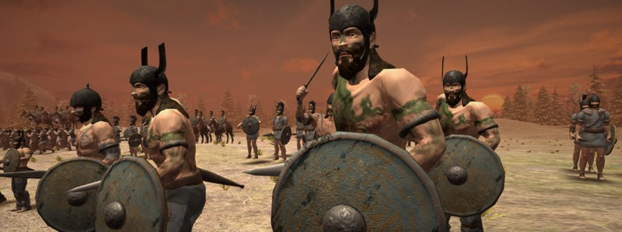 La batalla épica de Numancia llegará a PS4