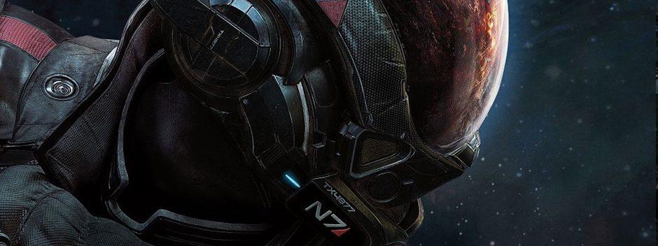 La Iniciativa Andrómeda de Mass Effect se asocia con la Agencia Espacial Europea para un entrenamiento real de astronautas