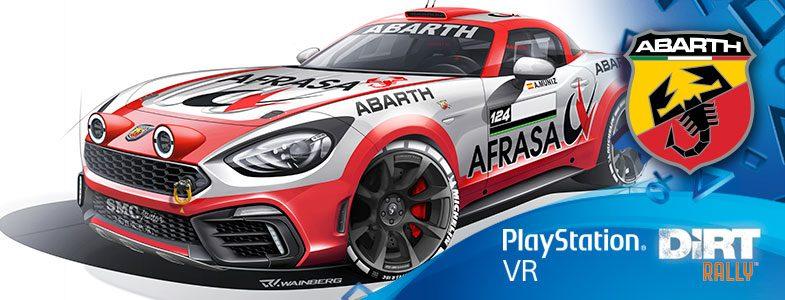 PlayStation y Abarth buscan pilotos para competir en el Campeonato de España de Rallies