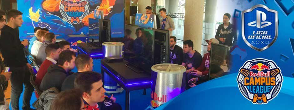Red Bull Campus League – Próxima parada presencial: Vigo