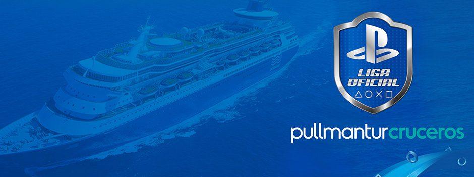 ¿Te gustaría irte de crucero con Pullmantur y la Liga Oficial PlayStation?