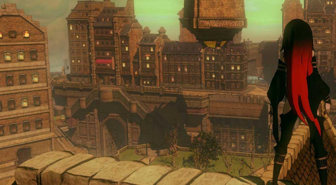 """Primer DLC de Gravity Rush 2 – """"Otra historia: El Arca del Tiempo – La elección de Raven"""" llegará el 21 de marzo"""