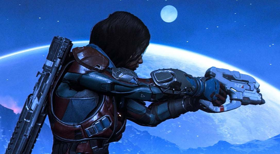 Preview tras una partida con Mass Effect Andromeda