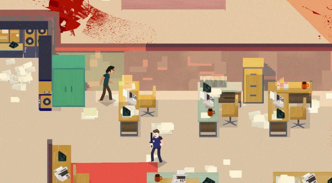 Destruye pruebas de una escena del crimen activa en el videojuego de sigilo inspirado en la década de los 70, Serial Cleaner, que saldrá a la venta para PS4 en verano