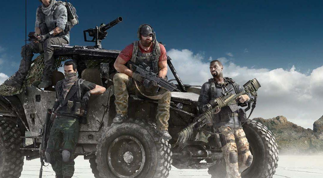 Lo último en PlayStation Store – beta de Ghost Recon Wildlands, Psychonauts VR y Malicious Fallen