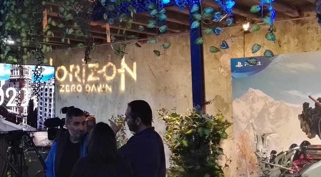 Horizon Zero Dawn se presenta oficialmente