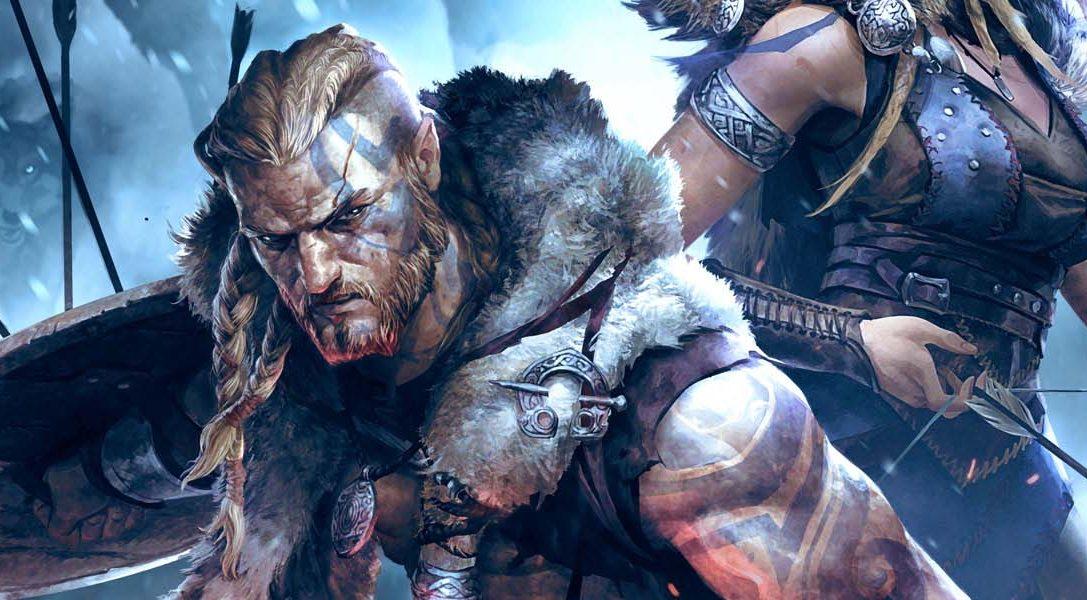 El nuevo tráiler del RPG de acción Vikings – Wolves of Midgard trae a PS4 el combate más brutal, devastador y táctico