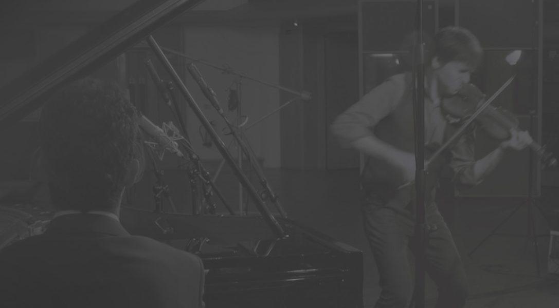 Disfruta hoy de la actuación exclusiva de Joshua Bell, solo con PlayStation VR
