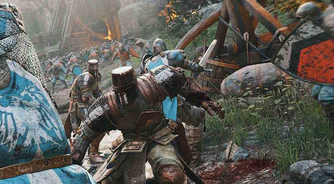Lo último en PlayStation Store – For Honor, Sniper elite 4 y más