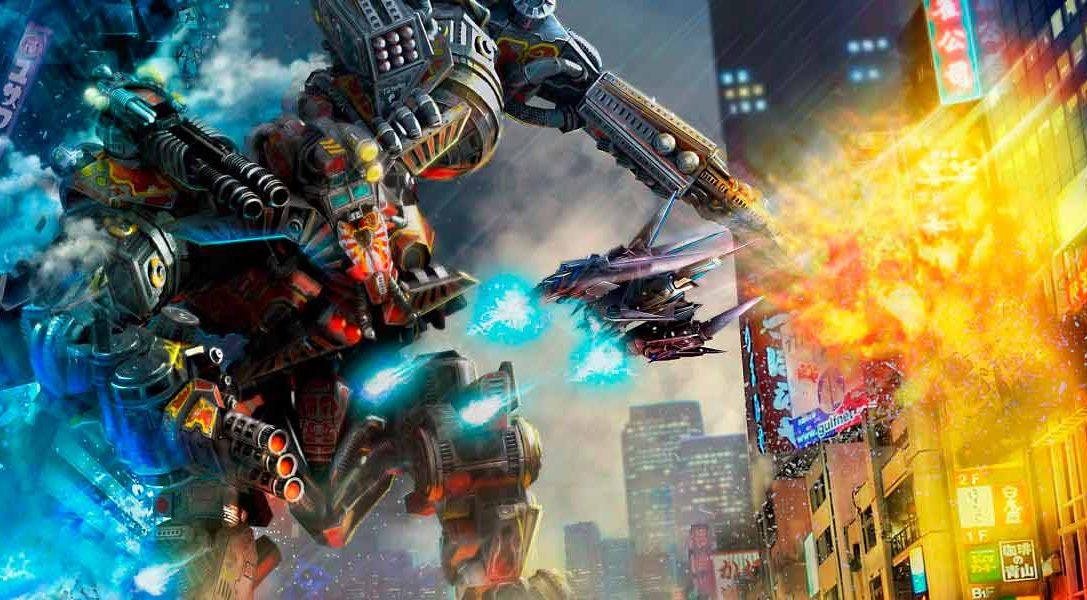 X-Morph: Defense, para PS4, es un novedoso híbrido de shooter de doble joystick y tower defense