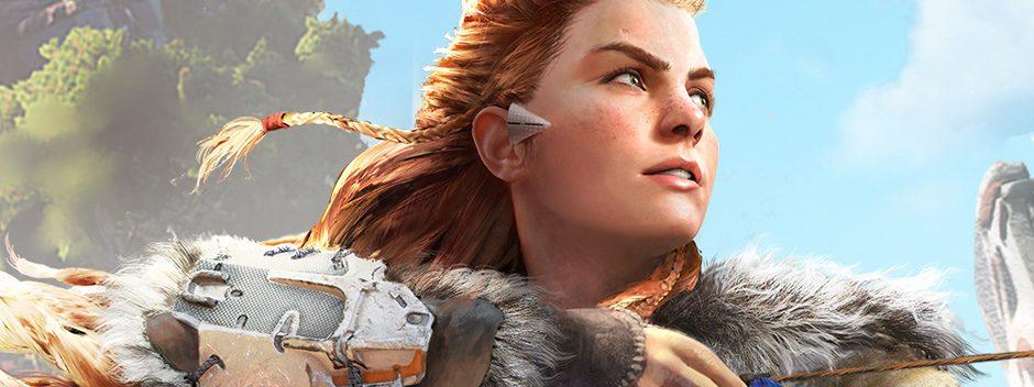 Horizon Zero Dawn ha sido el juego más vendido de PlayStation Store en marzo