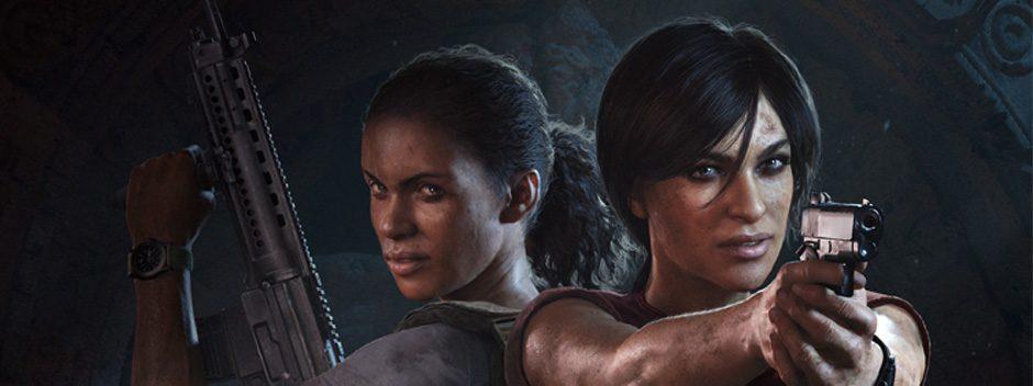 Uncharted: El Legado Perdido llega el próximo 23 de agosto: disfruta del nuevo tráiler