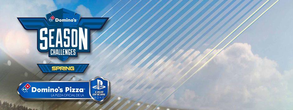 Vuelven los Domino's Season Challenges de La Liga Oficial PlayStation