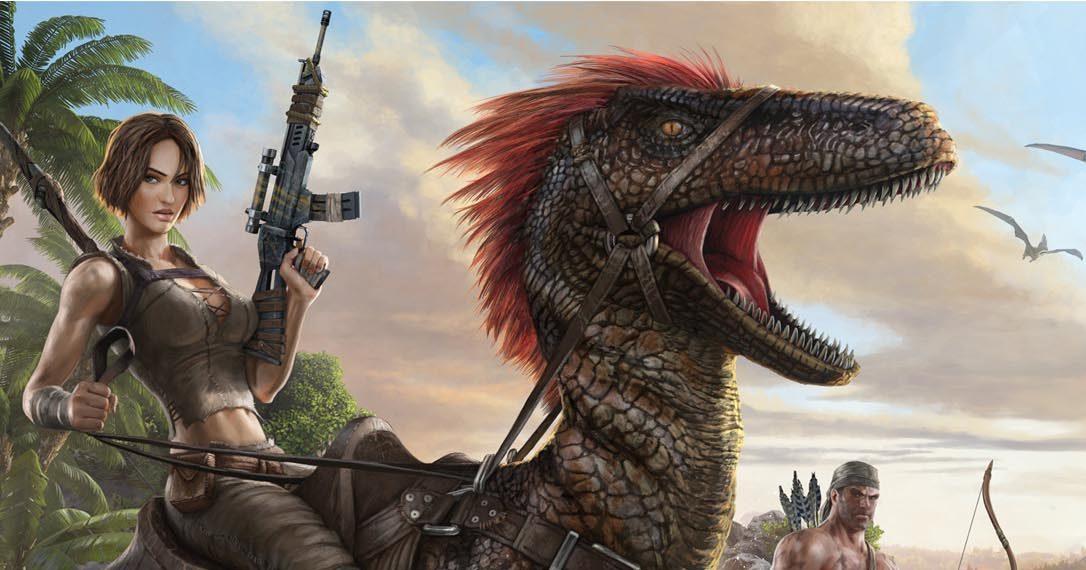 ARK: Survival Evolved es el juego más descargado de PlayStation Store por tercer mes consecutivo