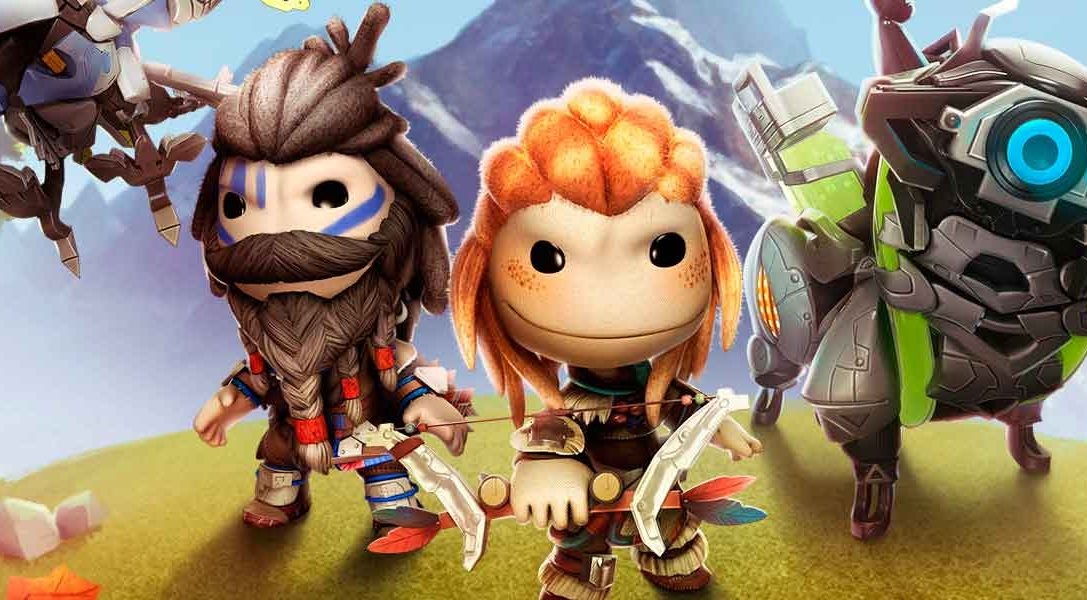 ¡Pack de trajes de Horizon Zero Dawn para LittleBigPlanet 3 ya disponible!