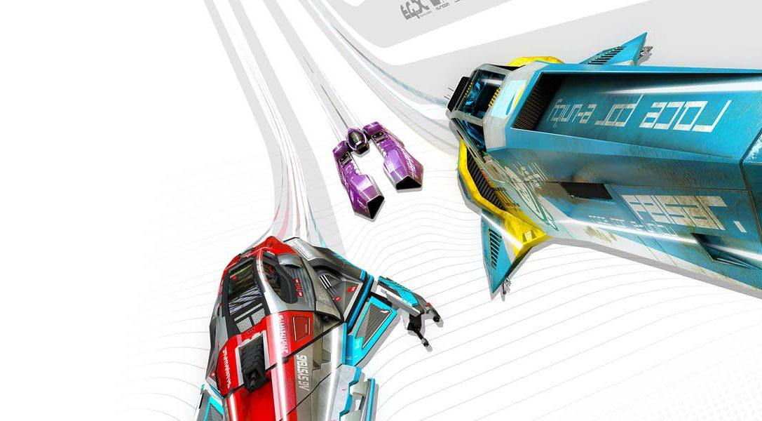WipEout Omega Collection para PS4 se publicará el 7 de junio. Primeros detalles de la banda sonora