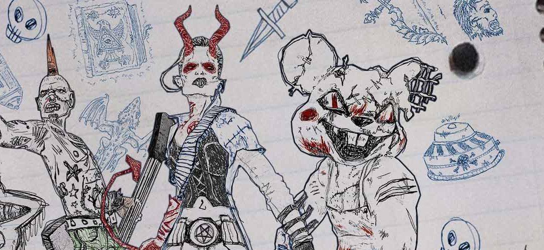 Este mes disfruta de Drawn to Death, de los creadores de God of War, solo por ser miembro de PS Plus