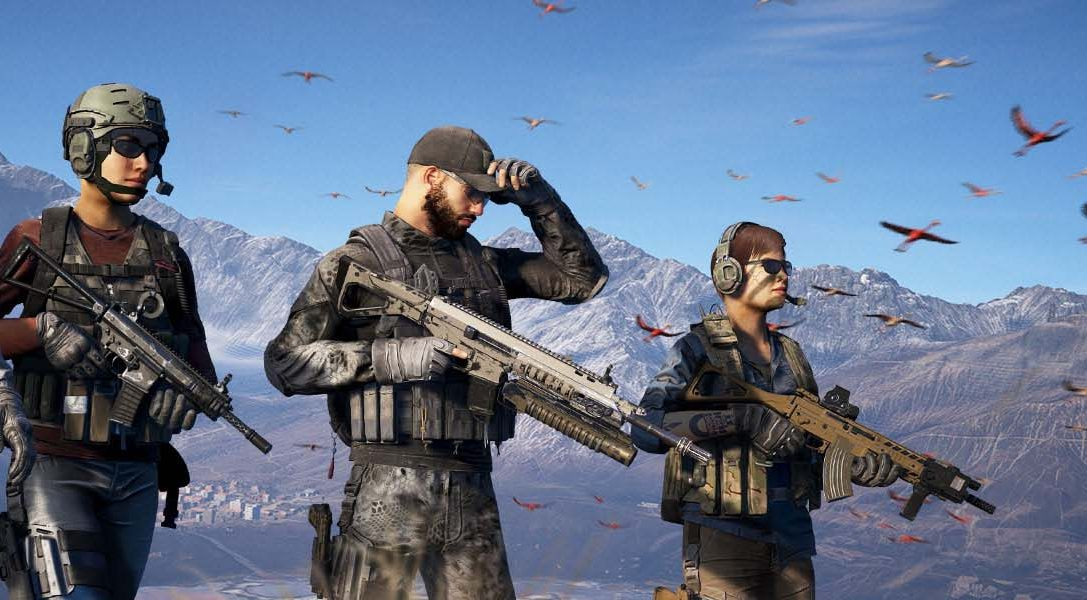 Las rebajas de fin de semana en Ghost Recon Wildlands, Resident Evil 7 y FFXV arrancan hoy