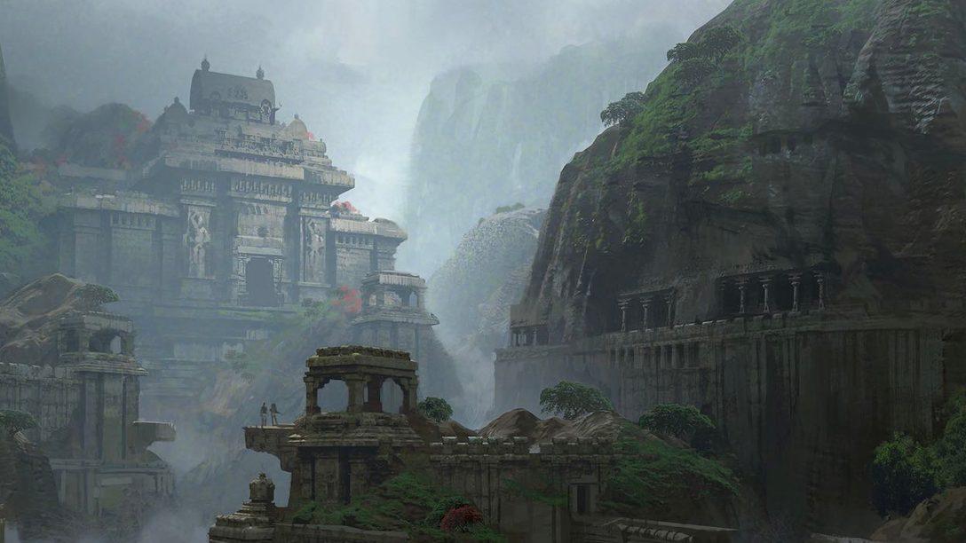 Uncharted: la India desconocida