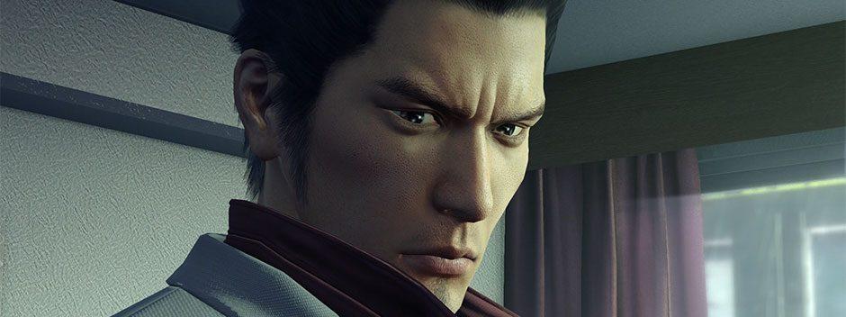 El remake del clásico open-world de crímenes Yakuza Kiwami llegará en verano a PS4