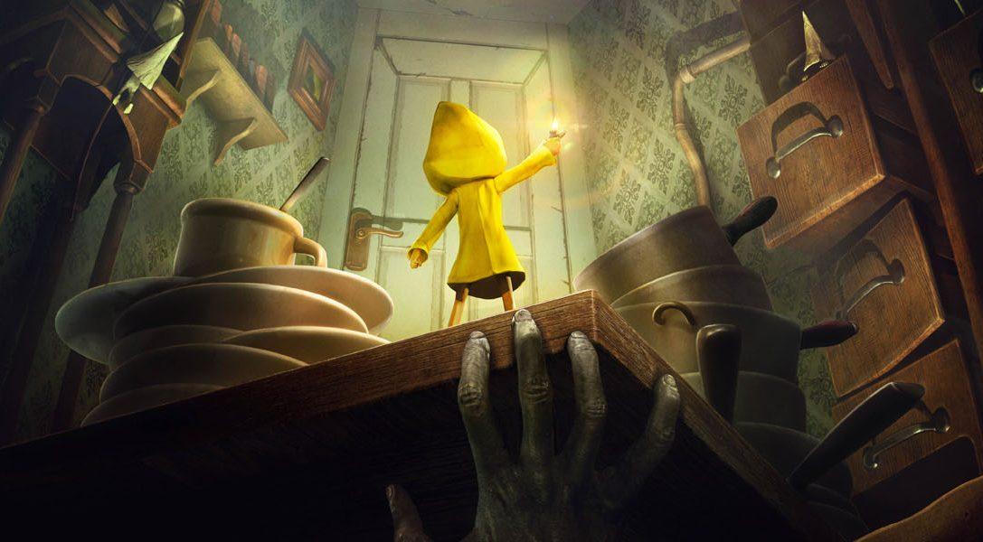 Cómo tomó forma la fascinantemente oscura aventura Little Nightmares para PS4