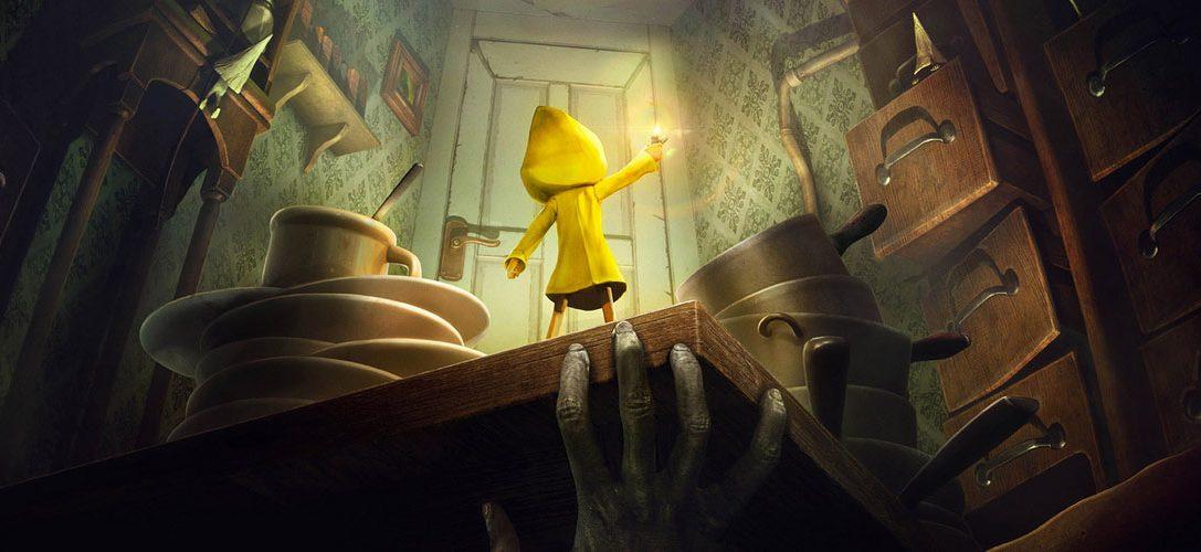 Lo último en PlayStation Store – Little Nightmares, Outlast 2, Edith Finch y más